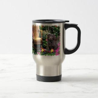 Labrador Retriever Art Gifts Travel Mug