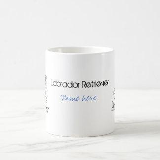 Labrador Retriever - B/W Coffee Mug
