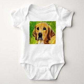 Labrador Retriever Baby Bodysuit