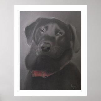 """Labrador Retriever Beautiful 24"""" x 30"""" Poster"""