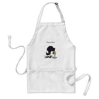 Labrador Retriever - Black Adult Apron