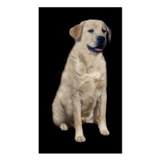 Labrador Retriever Business Card