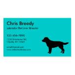 Labrador Retriever Business Cards