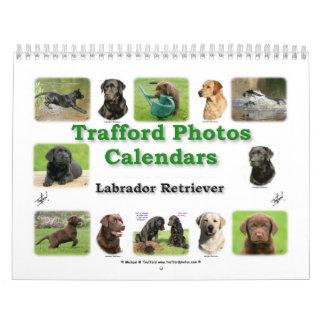 Labrador Retriever Calendar