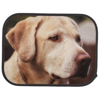 Labrador Retriever Car Floor Mat