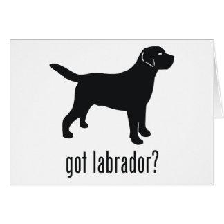 Labrador Retriever Cards