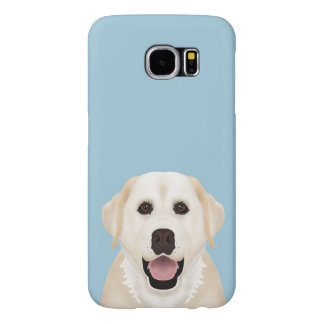 labrador retriever cartoon samsung galaxy s6 case
