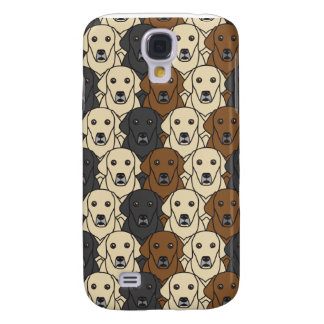 Labrador Retriever Case Galaxy S4 Case
