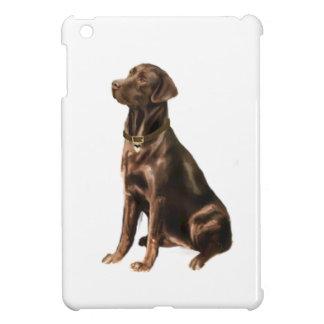 Labrador Retriever - Chocolate 1 Case For The iPad Mini