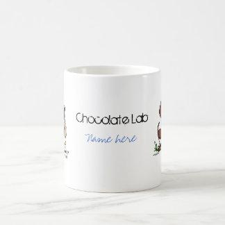 Labrador Retriever - Chocolate Coffee Mug