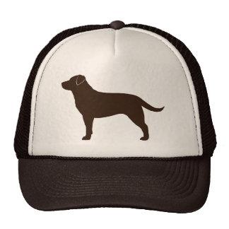 Labrador Retriever (Chocolate) Trucker Hat