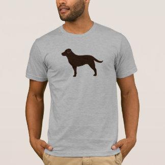 Labrador retriever (chocolate) playera