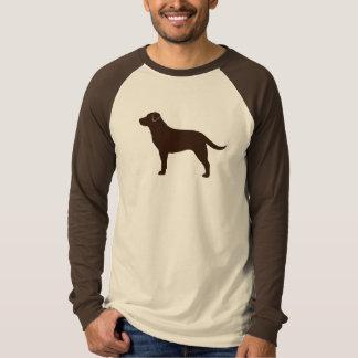 Labrador Retriever (Chocolate) Tee Shirt