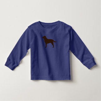 Labrador Retriever (Chocolate) Toddler T-shirt