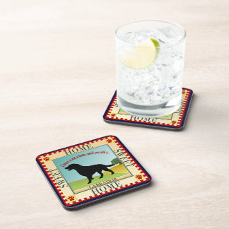 Labrador Retriever Drink Coasters