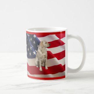 Labrador Retriever Dad Mug America