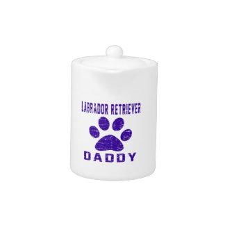Labrador Retriever Daddy Gifts Designs