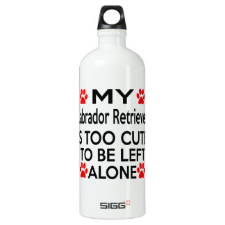 Labrador Retriever Designs SIGG Traveler 1.0L Water Bottle