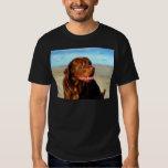 Labrador Retriever Dog Art - Bosco Tee Shirt