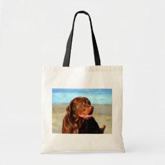 Labrador Retriever Dog Art - Bosco Tote Bag