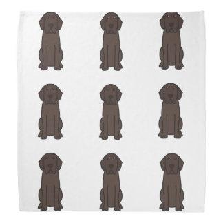Cartoon Dog Bandanas Amp Kerchiefs