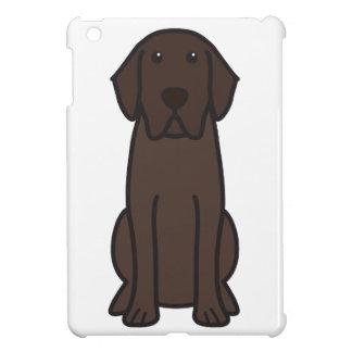 Labrador Retriever Dog Cartoon iPad Mini Cover