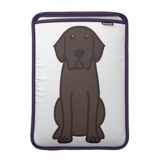 Labrador Retriever Dog Cartoon Sleeves For MacBook Air