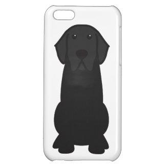Labrador Retriever Dog Cartoon iPhone 5C Case