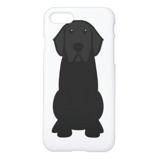 Labrador Retriever Dog Cartoon iPhone 8/7 Case