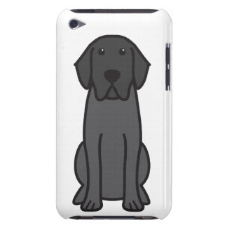 Labrador Retriever Dog Cartoon iPod Case-Mate Case