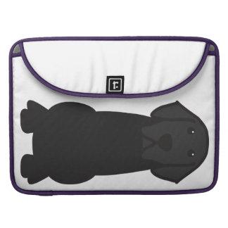 Labrador Retriever Dog Cartoon MacBook Pro Sleeve