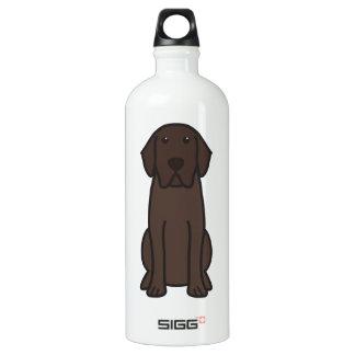 Labrador Retriever Dog Cartoon SIGG Traveler 1.0L Water Bottle