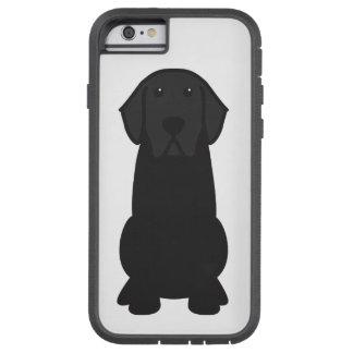 Labrador Retriever Dog Cartoon Tough Xtreme iPhone 6 Case