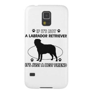 LABRADOR RETRIEVER dog designs Case For Galaxy S5