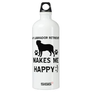 Labrador Retriever dog designs SIGG Traveler 1.0L Water Bottle