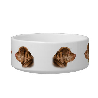 Labrador Retriever Dog Dish, Customizable Bowl