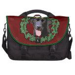 Labrador Retriever Dog: Lab Dog for Christmas Commuter Bags