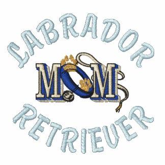 Labrador Retriever Dog Mom Embroidered Jackets