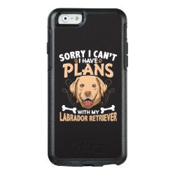 OtterBox Symmetry iPhone 6/6s Case with Labrador Retriever Phone Cases design