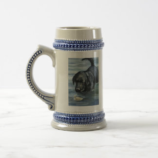 Labrador Retriever Dor Art Stein