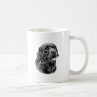 Labrador Retriever Drawing Coffee Mug