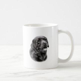 Labrador Retriever Drawing Coffee Mug