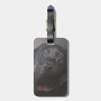 Labrador Retriever Drawing Luggage Tag