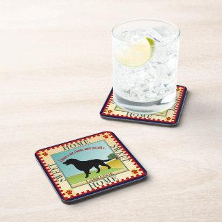 Labrador Retriever Drink Coaster