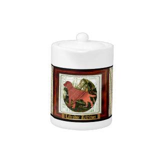 Labrador Retriever For the Sport of It Teapot