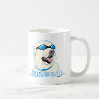 Labrador retriever fresco tazas