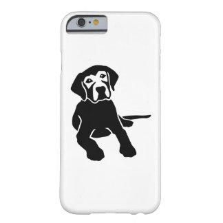 Labrador retriever funda de iPhone 6 barely there