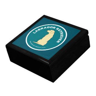 Labrador Retriever Gift Box