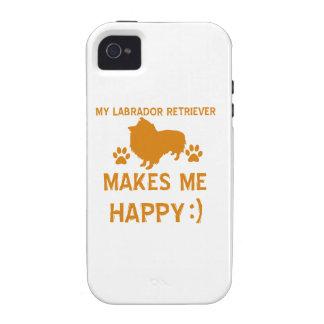 Labrador Retriever gift items iPhone 4/4S Cases