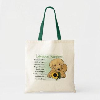 Labrador Retriever Gifts Tote Bag